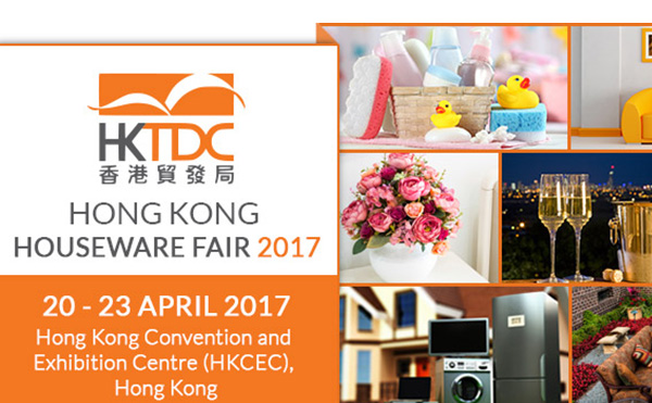 See you in 2017 Hong Kong houseware fair 20th to 23rd, April.