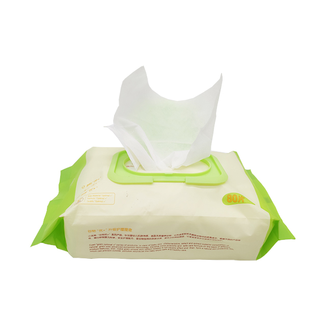 OEM Baby Natural Comfortable Mouth And Hands Wet Wipes