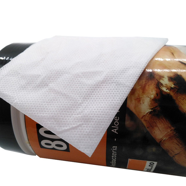 OEM Spunlace Non-woven Fabric Industrial Heavy Duty Wipes