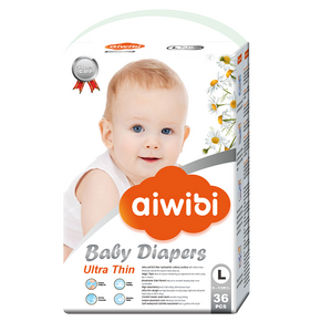 Aiwibi High absorbent diaposable diapers Ultra Thin for newborns and babies