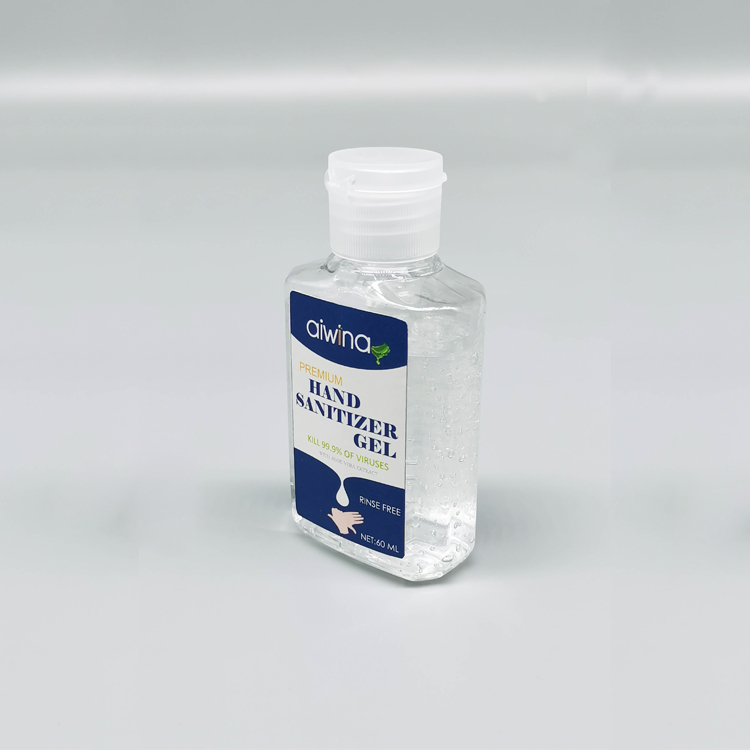 70% Alcohol Sanitizer Disinfectant Gel Effective For Killing Virus and Bacteria